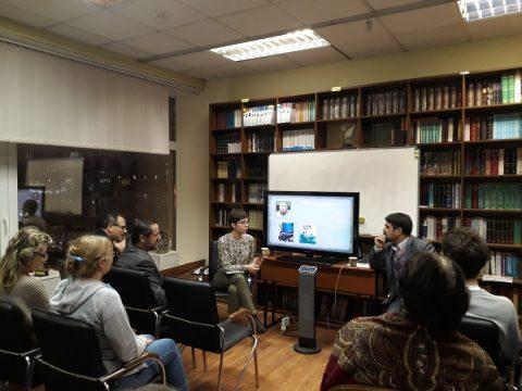 Современная персидская литература